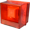 آژیر فلاشر 220 ولت LED مدل AVL-220